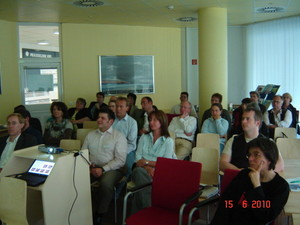 Mitgliederversammlung in den Räumen der Sport-Reha Wellingdorf