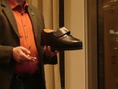 Was einen guten Schuh ausmacht...