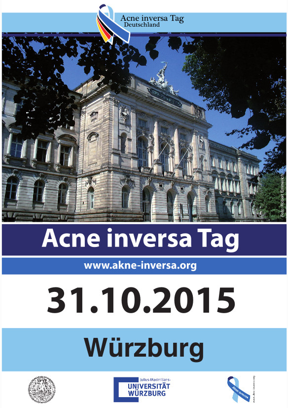 2. Acne inversa Tag, Würzburg