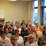 94 interessierte Zuhörer bei der Veranstaltung