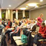 Teilnehmer im Saal