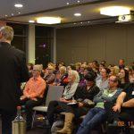 Dr. Maassen und Teilnehmer/innen