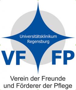 Logo vom VFFP am Universitätsklinikum Regensburg e.V.
