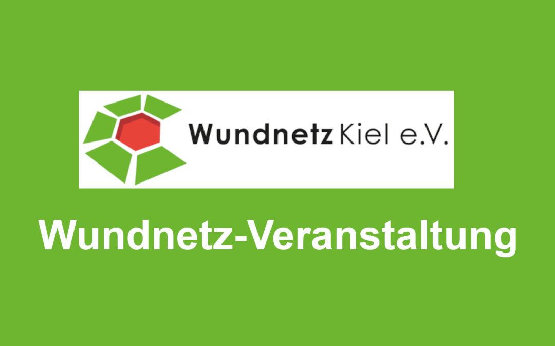 Kurzüberblick: Veranstaltung Wundnetzes Kiel, 10.02.2016