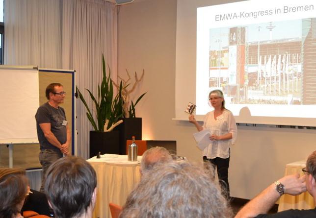 Bericht vom EWMA Wundkongress in Bremen