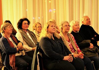 Einige Teilnehmer im Saal