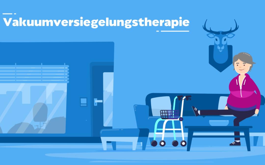 Erklärfilm zur Vakuumversiegelungstherapie in der ambulanten Versorgung