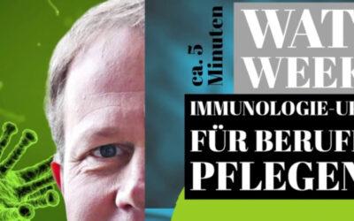 Immunologie-Updates für beruflich Pflegende