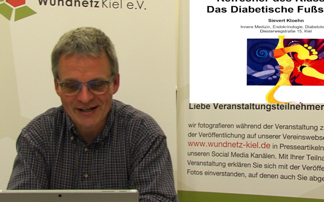 Online-Refresher zu einem Klassiker: Das Diabetisches Fußsyndrom